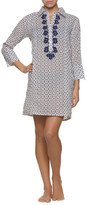 Helen Jon - Essential Shirt Dress-Navy White