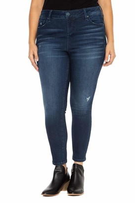SLINK Jeans The High Rise Ankle Pants in Elva Size 12