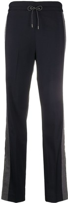 Fabiana Filippi Side Panel Tracksuit Trousers