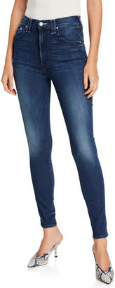 Mother The Diamond Swooner Ankle Skinny Jeans