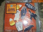 Martha Stewart Spellbinding Halloween Cookie Cutters Set 7