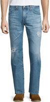 AG Adriano Goldschmied Graduate 18-Years Heywood Denim Jeans, Light Blue