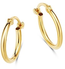 Moon & Meadow 14K Yellow Gold Tiny Hoop Earrings - 100% Exclusive