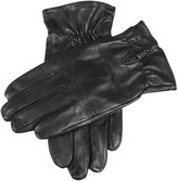 Dents Bilbury Fleece Lined Hairsheep Leather Biker Gloves by Large