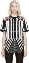 Givenchy Black Stars & Stripes T-Shirt