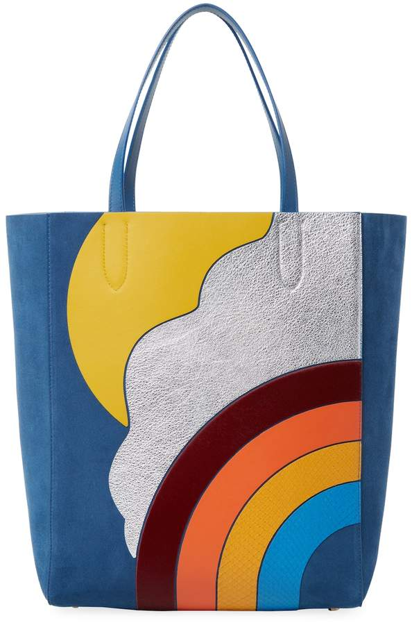 Anya Hindmarch Women's Suede Ebury Tote
