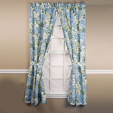 Asstd National Brand Hydrangea 2-Pack Rod-Pocket Curtain Panel