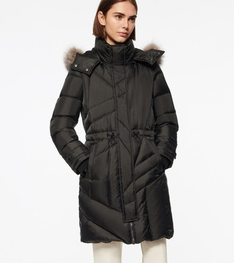 Andrew Marc   Final Sale Cresskill Quilted Puffer Jacket