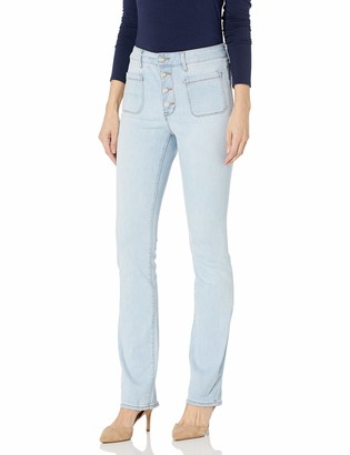 Sanctuary Women's High Rise Demi Boot Cut Jean