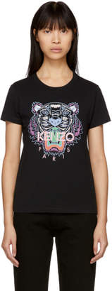Kenzo Black Tiger Classic T-Shirt