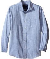 Toobydoo Long Sleeve Dress Shirt (Toddler/Little Kids/Big Kids)