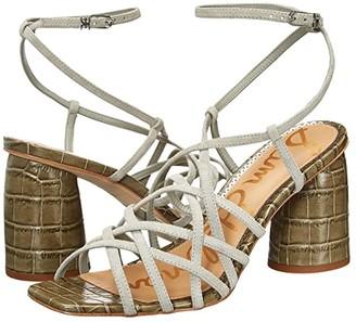 Sam Edelman Daffodil (Modern Ivory Butter Nappa Leather) Women's Shoes