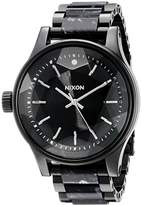 Nixon Women's A3842185 Facet Analog Display Japanese Quartz Multi-Color Watch