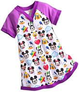 Disney World of Emoji Nightshirt for Girls