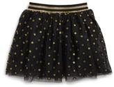 Truly Me Infant Girl's Sparkle Dot Tutu Skirt