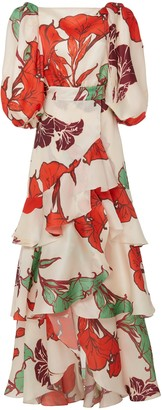 Johanna Ortiz Forbidden Tropics Dress