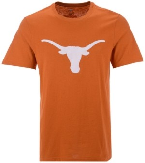 New Agenda Men's Texas Longhorns Big Logo T-Shirt