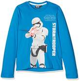 Star Wars Boy's HQ1041 Sweatshirt