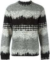 Plac patterned jumper
