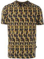 Love Moschino logo print T-shirt