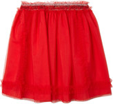 Gucci Tulle skirt 4-12 years