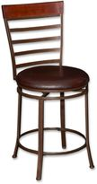 Miller Big & Tall Counter Stool in Bronze