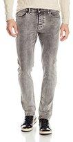 Calvin Klein Jeans Men's Gray Dust Skinny Jean, 32x32