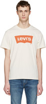 Levi's Off-White Batwing T-Shirt