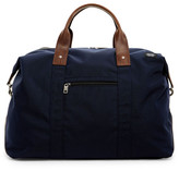Jack Spade Wing Leather Trim Duffle Bag