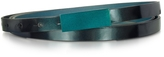 Jil Sander Double Thin Patent Leather Belt