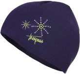 Trespass Childrens Girls Sparkle Knitted Beanie Hat