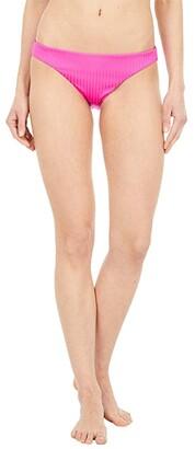 Rip Curl Premium Surf Cheeky Pant (Black) Women's Swimwear