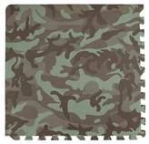Tadpoles 4 Piece Camouflage Print Playmat Set