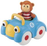 International Playthings ELC Toybox Monty Monkey & His Motor Car by
