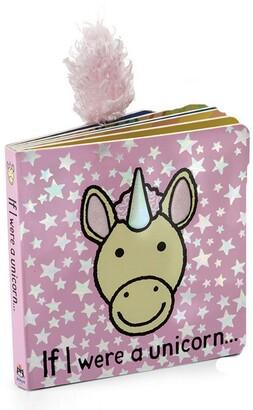 Jellycat 'If I Were A Unicorn' Board Book