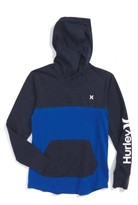 Hurley Boy's Lagos Dri-Fit Colorblocked Pullover Hoodie