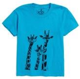 Kid Dangerous Giraffes Graphic T-Shirt (Toddler Boys & Little Boys)