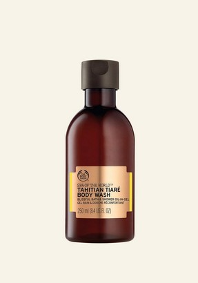 The Body Shop Spa of the World Tahitian Tiare Body Wash