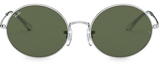 Ray-Ban RB1970 54MM Oval Sunglasses