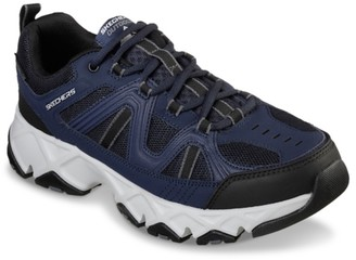 Skechers Relaxed Fit Crossbar Sneaker - Men's