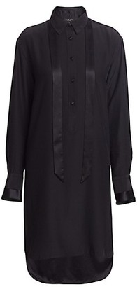 Rag & Bone Arc Silk Tunic