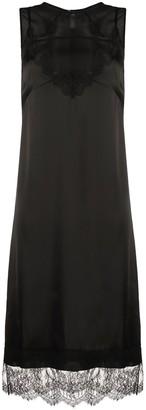 No.21 Sleeveless Dress With Lace