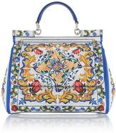 Dolce & Gabbana Dauphine Medium Tile Bag