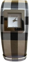 Burberry Multicolour Steel Watches