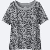 Uniqlo Women's Sprz Ny Graphic T-Shirt (francois Morellet)