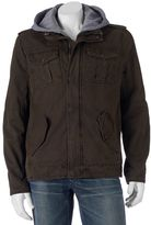 Levi's Men's Hooded Trucker Jacket