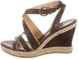 UGG Multistrap Wedge Sandals
