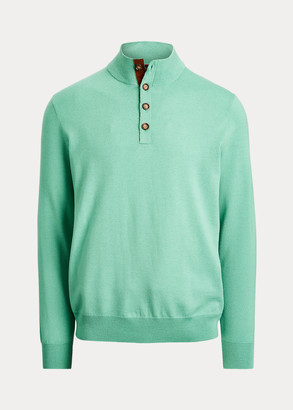 Ralph Lauren Washable Merino Wool Sweater