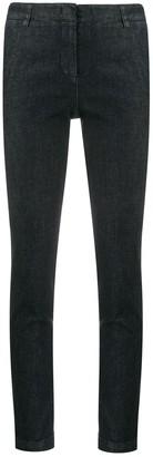 Kiltie Skinny Jeans