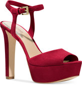 MICHAEL Michael Kors Trish Platform Sandals